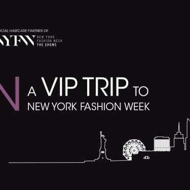 Win a VIP Trip to New york Fashion Week