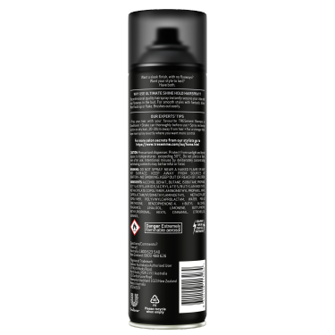 PNG - TRESEMME SALON FINISH EXTRA HOLD LACQUER