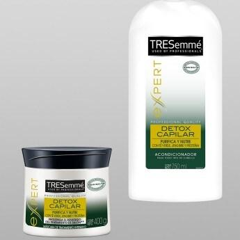 Foto del producto de la colección TRESemmé Detox Capilar