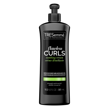 TRESemmé Curl Combing Cream 10.2oz Front of Pack