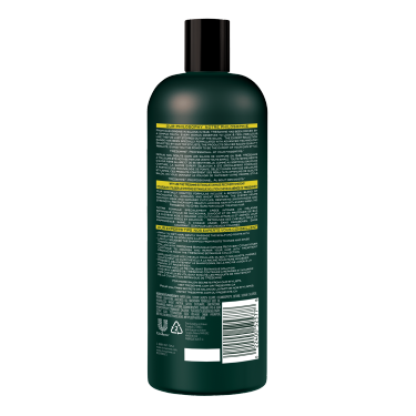 TRESemmé Damage Recovery Shampoo 739ml back of pack