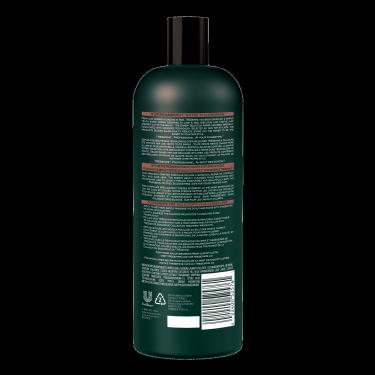 TRESemmé Nourish & Replenish Shampoo 739ml back of pack