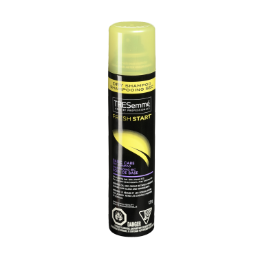 A 121 g can of Fresh Start Basic Care Dry Shampoo front of pack image
