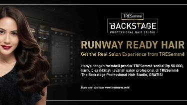 runway ready hair
