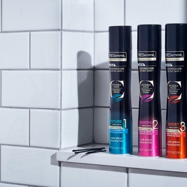 TRESemme Hair Spray Products