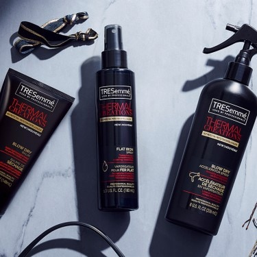 TRESemmé Thermal Creations Heat Protectant Products