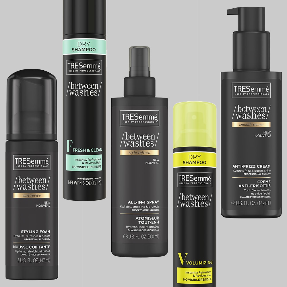 Hair Products Plus Hair Care & Hair Styling Tips | Tresemme