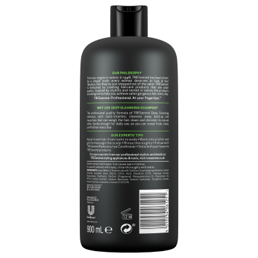 PNG - Tresemme Shampoo Cleanse and Replenish 900ml