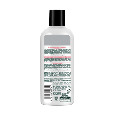 A 190ml bottle of Tresemme Botanique Replenish Conditioner back of pack image
