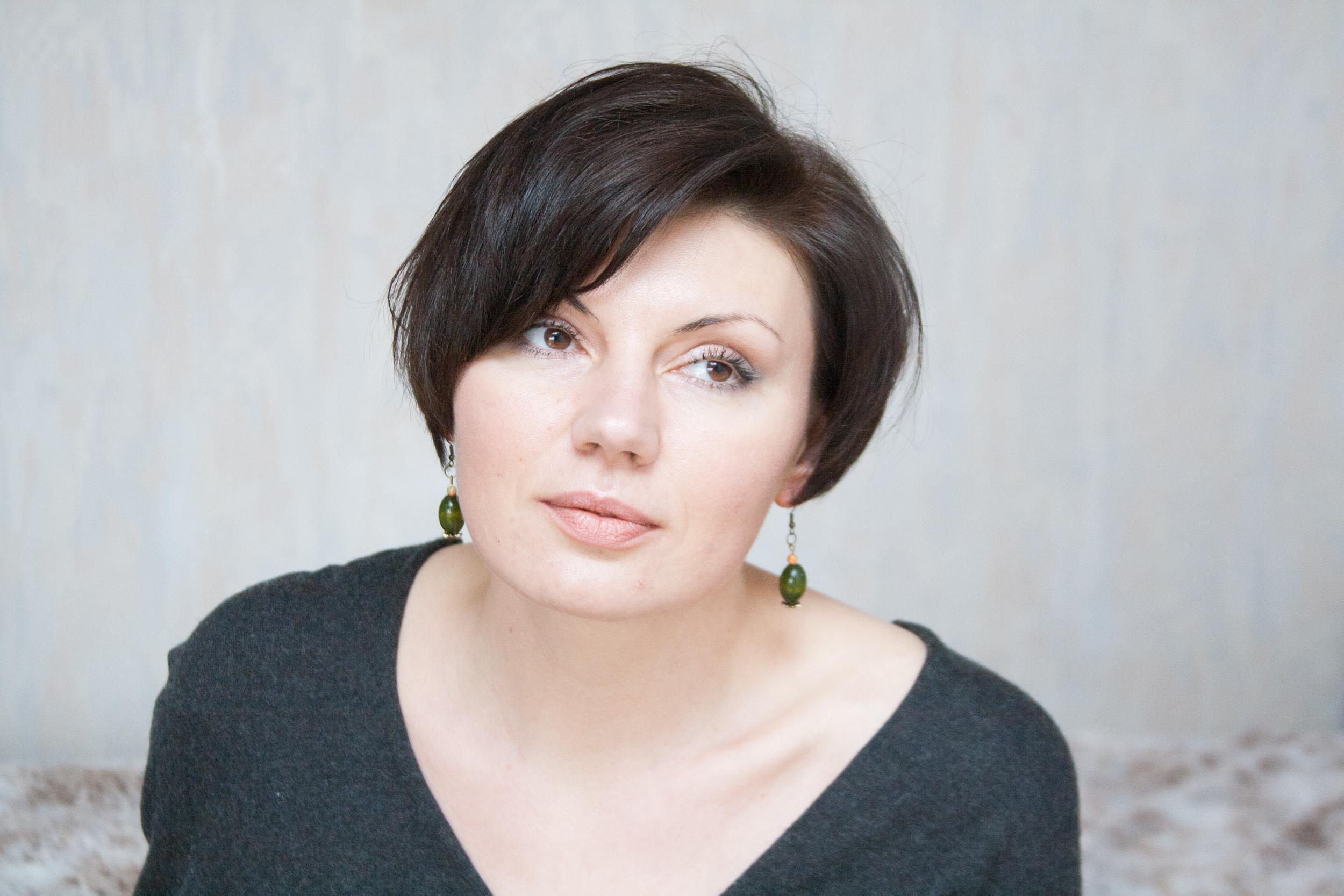 Tips Memilih Model Rambut Pendek Untuk Pemilik Wajah Bulat Tresemme