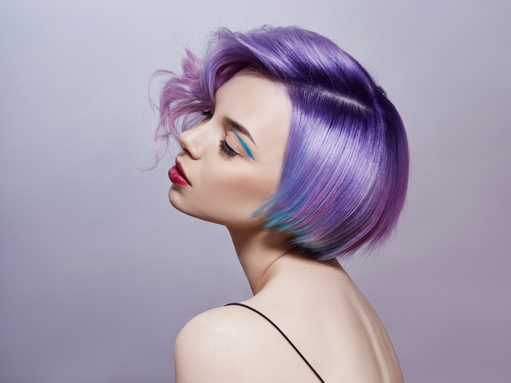 Ide Warna Ombre Yang Cocok Untuk Rambut Pendek Tresemme