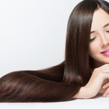 Cara membuat rambut panjang lurus tetap stylish