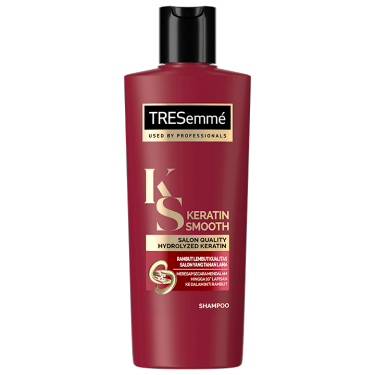 TRESemmé Keratin Smooth with Hydrolyzed Keratin Shampoo 170ml