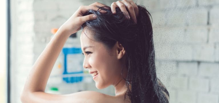 protein rambut