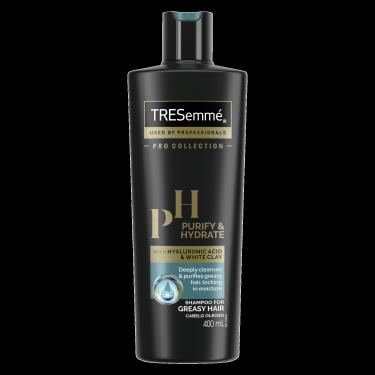 TRESemmé čistící šampon na mastné vlasy 400 ml