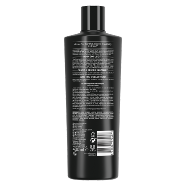 PNG - Tresemme Purify and Hydrate Shampoo For Greasy Hair 400Ml
