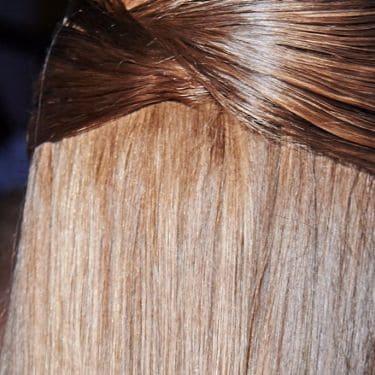 Укладка с бантом из волос – официальный сайт косметики для волос Tresemme