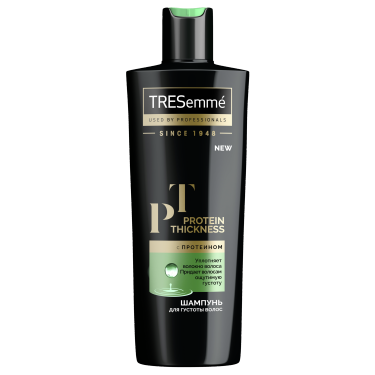 Шампунь для создания густоты волос TRESemmé Protein Thickness