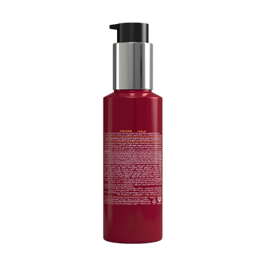 A 120ml bottle of TRESemmé 7-Day Smooth Heat Activated Treatment front of pack image