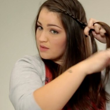 Tresemm Get The Look Braided Hairstyles