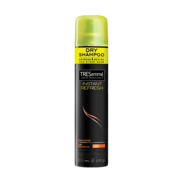 TRESemmé Instant Refresh CleansingDry Shampoo 250ml Front of pack image