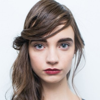 Peinado Semirrecogido Vintage