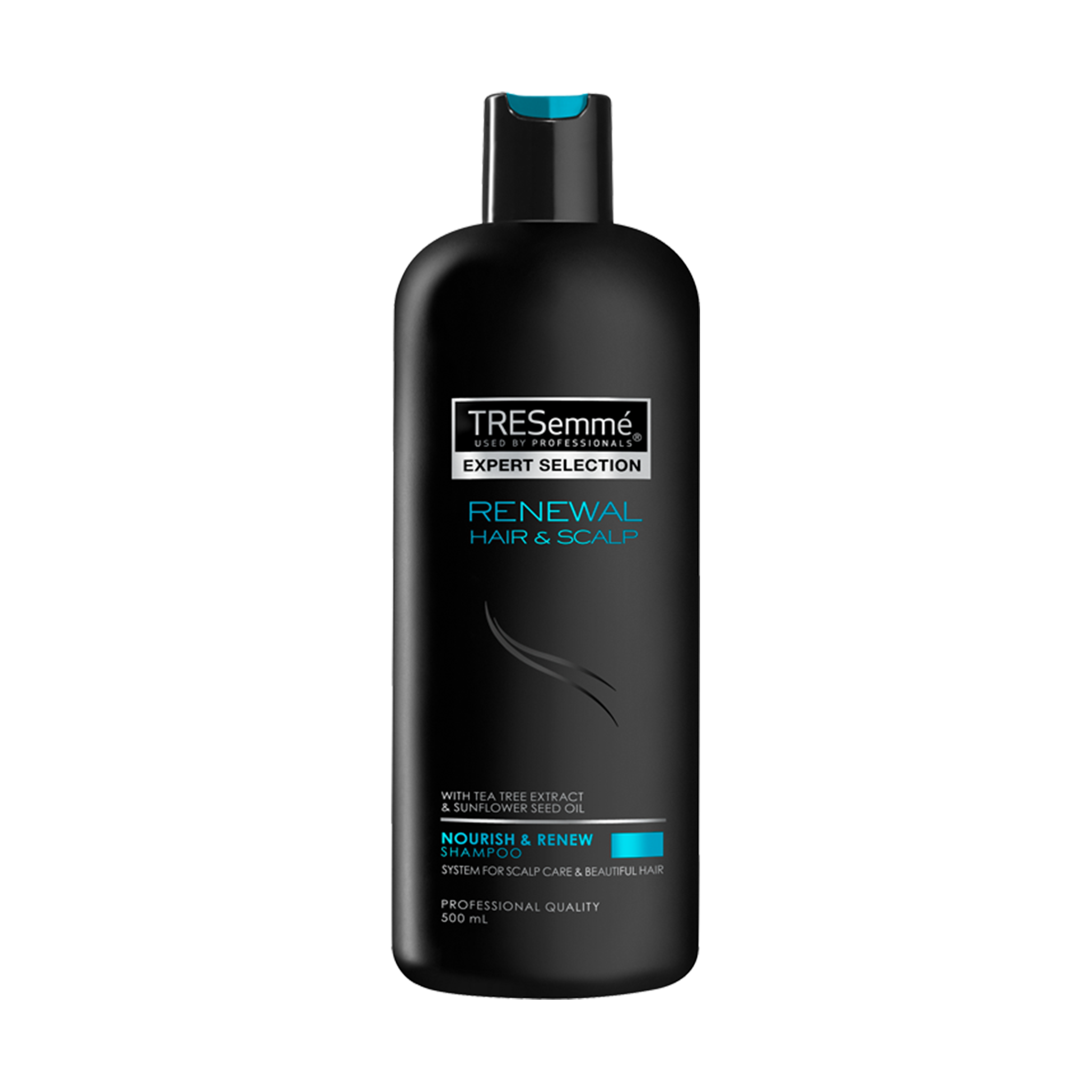 how to close tresemme shampoo bottle