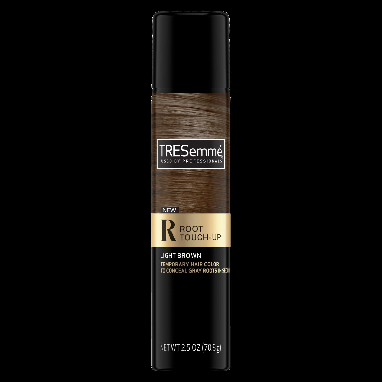 Root Touch Up Light Brown Hair Spray Tresemmé Tresemmé