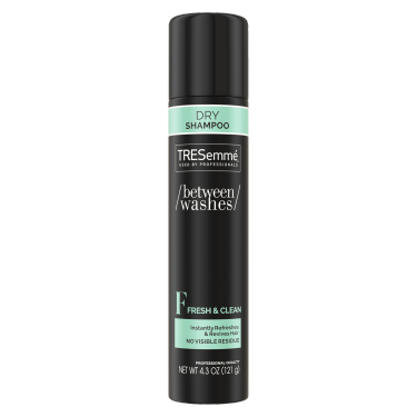 Between Washes Fresh & Clean Dry Shampoo