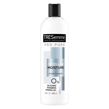 TRESemmé Pro Pure Micellar Moisture Conditioner Front of Pack