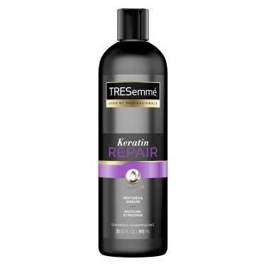 Keratin Repair Hair Smoothing Shampoo for Damaged Hair