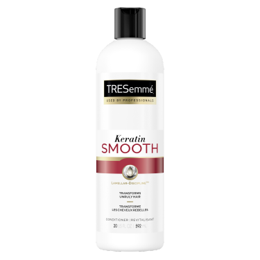 Keratin Smooth Anti Frizz Conditioner for Frizzy Hair