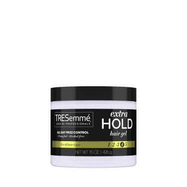 Extra Hold Hair Gel for Frizz Control