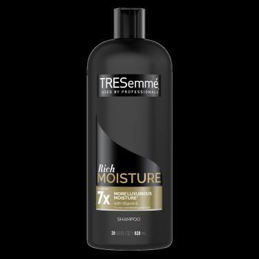 Rich Moisture Shampoo for Dry Hair