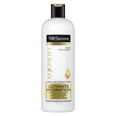 TRESemmé Ultimate Hydration Conditioner 739ml front of pack