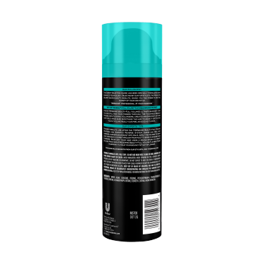 A 6.77oz can of TRESemmé Beauty-Full Volume Hair Mousse back of pack image