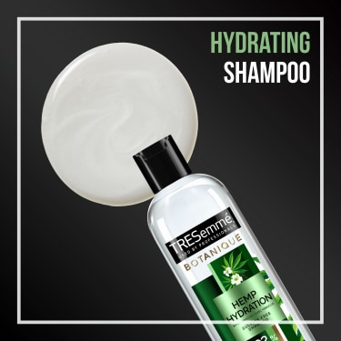 Botanique Hemp Hydration Sulfate-Free Shampoo for Dry Hair