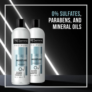 Pro Pure Micellar Moisture Sulfate-Free Shampoo for Dry Hair