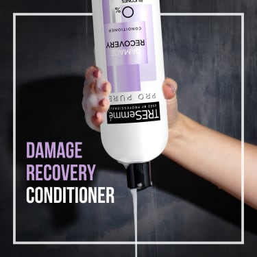 Pro Pure Damage Recovery Conditioner for Damaged Hair