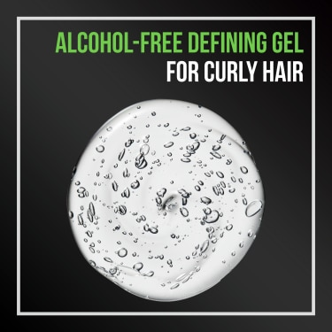 Flawless Curls Defining Hair Gel with Coconut Oil