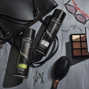 TRES TWO Extra Hold Hair Spray for Frizz Control